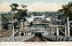White City (Cleveland) was one of Cleveland, Ohio's, several amusement parks operating in the first decade of the Twentieth Century.