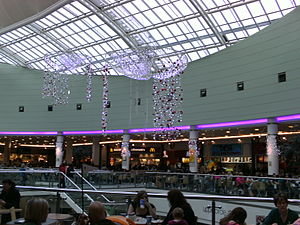 White Rose Centre - The Upper Circle Food Court