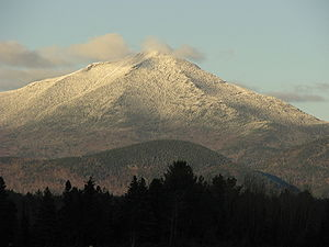 Upstate New York - Whiteface Mountain, in the Adirondacks