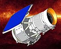 Wide-field Infrared Survey Explorer (Artist's concept, cropped).jpg