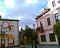 Wieże romańskiej kolegiaty - panoramio.jpg