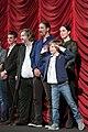 Wien-Premiere Die beste aller Welten 15 Wolfgang Ritzberger Günter Goiginger Jeremy Miliker Verena Altenberger.jpg