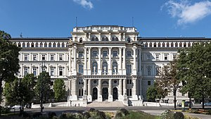 Palace of Justice, Vienna - Palace of Justice