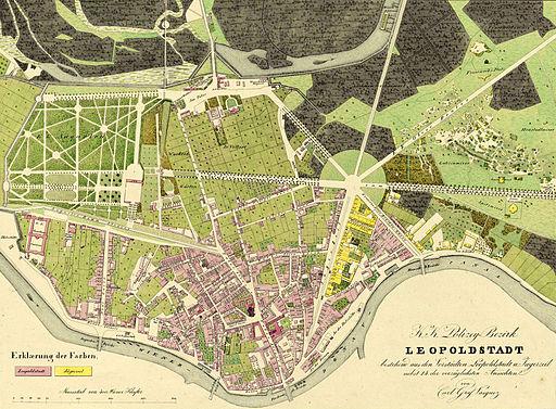 Wien 1830 Vasquez Leopoldstadt crop
