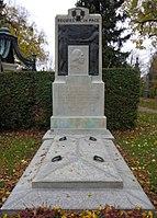 Wiener Zentralfriedhof - Gruppe 14A - Josef von Storck.jpg