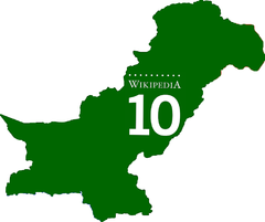 10 Wikipedia in Pakistan
