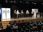 WikiCon 2018 Podiumsdiskussion Eröffnungsveranstaltung.jpg