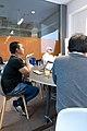 Wikidata workshop Vienna 2019-09-29 Wikimedia Austria weXelerate 15.jpg