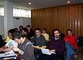 Wikimedia España 2010 encuentro en Madrid 005 lou.jpg