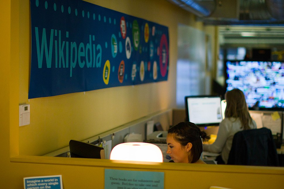 Wikimedia Foundation Office Officey Photos-5