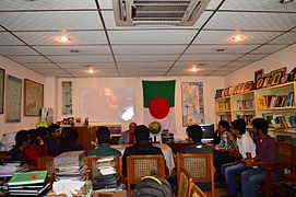 Wikipedians at WPMCTG3 (04).jpg