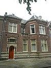 foto van Herenhuis in de stijl van het rationalisme met op oriëntaalse voorbeelden geïnspireerde ornamenten uit 1904-05, gebouwd voor het echtpaar moltzer-boeke