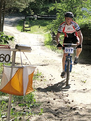 Mountain bike orienteering - Mountain bike orienteering