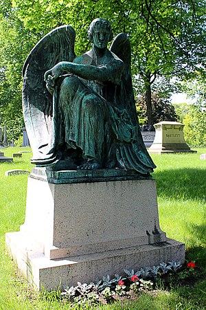 William A. Starke Memorial - Image: William A Starke Memorial 1921
