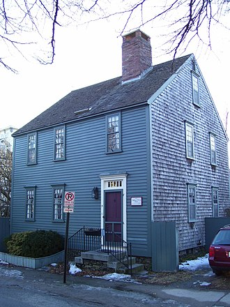William Ellery - Image: William Ellery house site in Newport Rhode Island