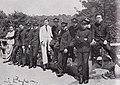 William Empson with Tokyo Bunrika University students, 1932.jpg