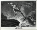 William Tell Escapes from the Tyrant Gessler by Leaping Ashore from the Boat during the Storm by Henry Fuseli.png
