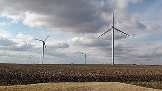 Wind power in Iowa - Wind Power in Rural Iowa