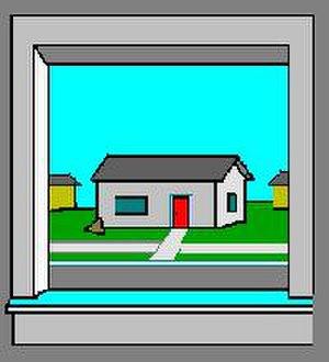 Perceived visual angle - Image: Window 200x 220