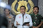 Indonesian security minister Wiranto stabbed