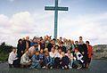 Wloclawek (tama), pielgrzymi, sierpien 1993r.jpg