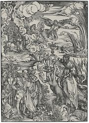 Woman of Babylon by Durer