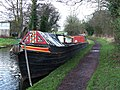 Working Boat, Staffordshire and Worcestershire Canal, near Trysull - geograph.org.uk - 629159.jpg