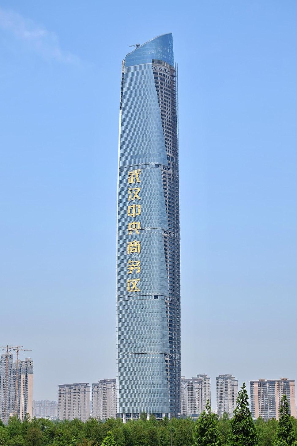 Wuhan Center 201704