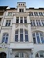 Wuppertal, Wolkenburg 16, Erker-Kaskade.jpg