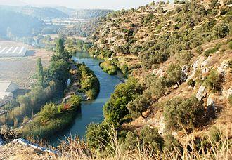 Xanthos - Image: Xanthos Fluss