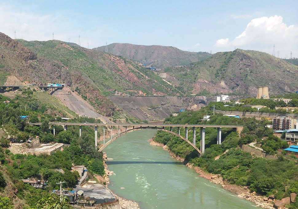 Xinzhuang Bridge - view from 503.jpg