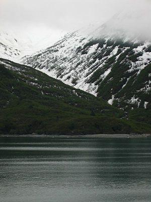 Yakutat, Alaska - Yakutat Bay