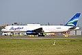 Yakutia Airlines, VQ-BOX, Boeing 757-23A PF (16268497758).jpg
