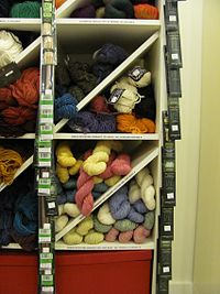 Yarn bin, Albright Art+Craft, Concord MA.jpg