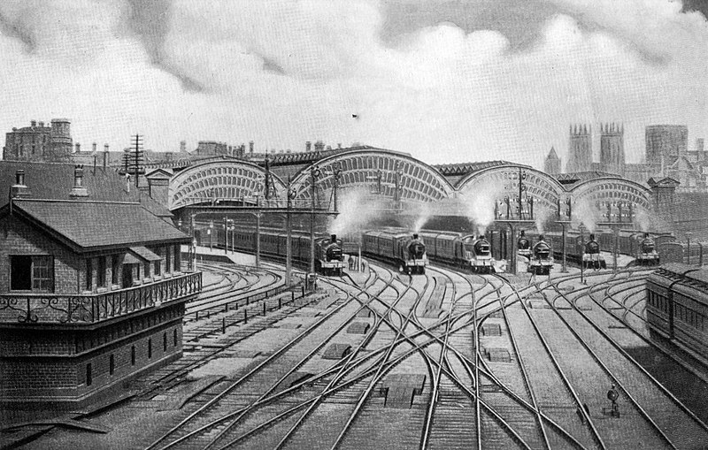 File:York station approaches (All About Railways, Hartnell).jpg