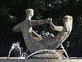 Zürich - James Joice Plateau - Brunnen IMG 1206.JPG