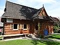 Zakopane Droga-do Rojow 6 dom drewniany 02 A-1100 M.JPG