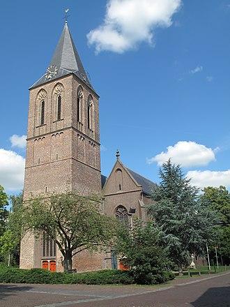 Zeddam - Zeddam, church: de Sint Oswaldkerk