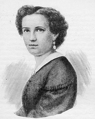 Zelia Trebelli-Bettini - Image: Zelia Trebelli A Ehrlich Sängerinnen 1895