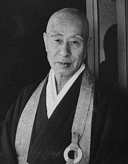 Zenkei Shibayama Japanese Buddhist monk