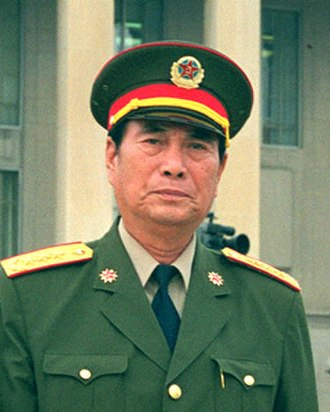 Zhang Wannian - Zhang Wannian