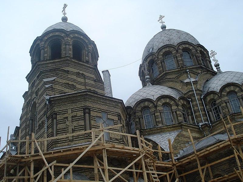 File:Znamenskaya church in Vilnius 2.JPG