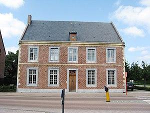 Treaty of Zonhoven - De Franse Kroon, the house where the Treaty of Zonhoven was signed in 1833