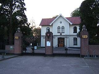 Zorgvlied (cemetery) Dutch cemetery