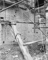 zuid-transept ingebouwde steunbeer in oost gevel - ede - 20066801 - rce