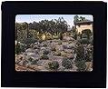 """""""Casa de Mariposa,"""" Walter Franklin Cobb house, Butterfly Lane, Montecito, California. Rock garden LCCN2007684897.jpg"""