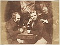 """Edinburgh Ale"" James Ballentine, Dr. George Bell, D.O. Hill MET DP142363.jpg"