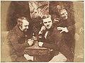 """Edinburgh Ale"" James Ballentine, Dr. George Bell, D.O. Hill MET DP142363.jpg"