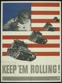 """""""Keep'em Rolling - Tanks"""" - NARA - 513657.tif"""