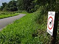 """No fouling"", near Cranny, Omagh - geograph.org.uk - 916033.jpg"